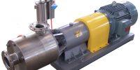 Emulsification pump